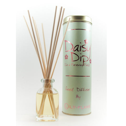 Lily Flame Daisy Dip Reed Diffuser