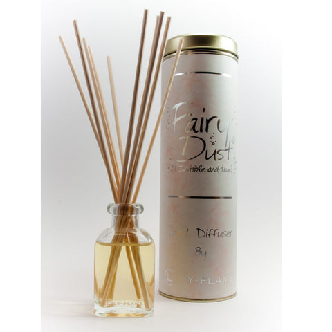 Lily Flame Fairy Dust Reed Diffuser