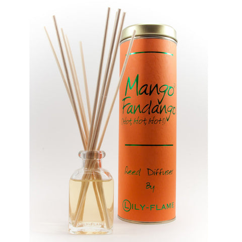 Lily Flame Mango Fandango Reed Diffuser
