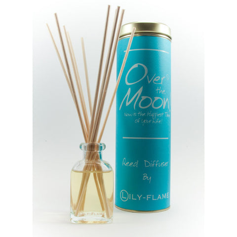 Lily Flame Over the Moon! Reed Diffuser