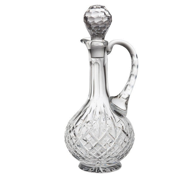 Royal Scot Crystal London Claret Decanter