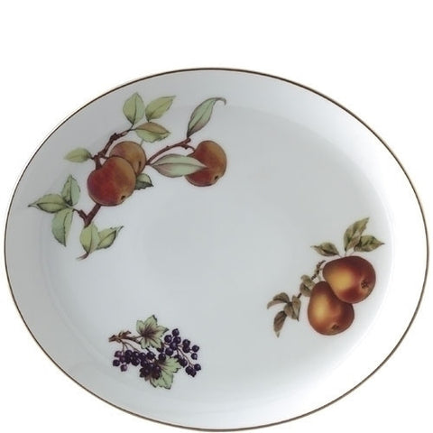 Royal Worcester Evesham Gold Oval Platter 38cm