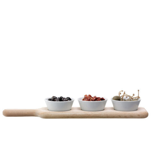 LSA Paddle Bowl Set 40cm