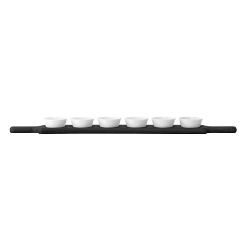 LSA Paddle Long Bowl Set 77cm