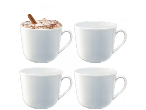 LSA Dine Curved Mug 0.30L (Set of 4)