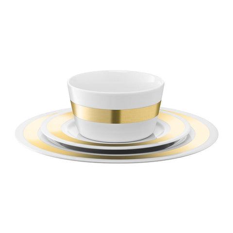 LSA Space Gold Place Setting Set