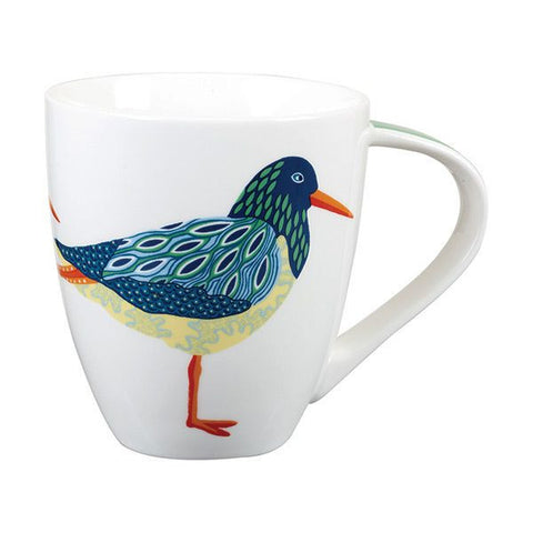 Churchill China Paradise Oyster Catcher Mug 0.50L