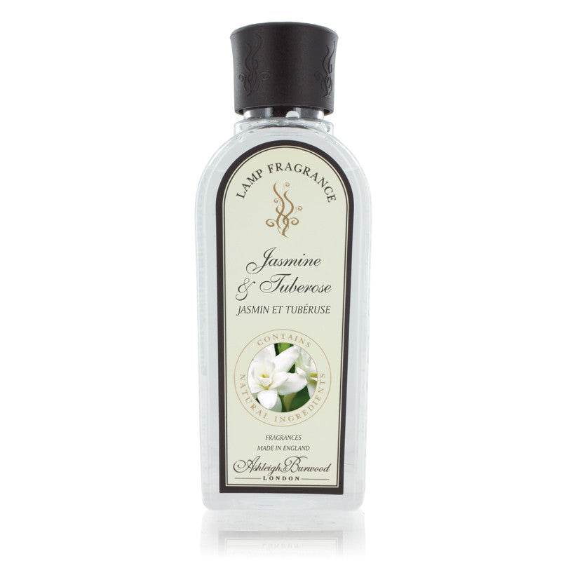 Ashleigh and Burwood Jasmine and Tuberose Lamp Fragrance 1.00L