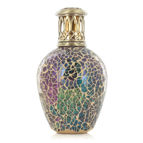 Ashleigh and Burwood Little Rainbow Small Mosaic Fragrance Lamp