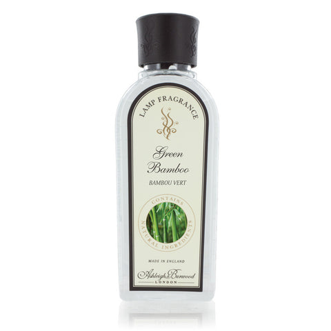 Ashleigh and Burwood Green Bamboo Lamp Fragrance 0.25L