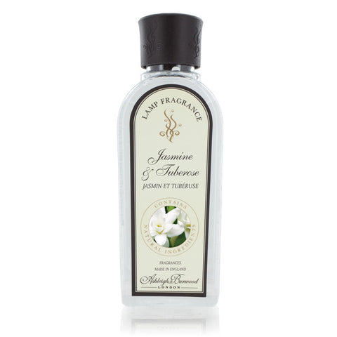 Ashleigh and Burwood Jasmine and Tuberose Lamp Fragrance 0.50L
