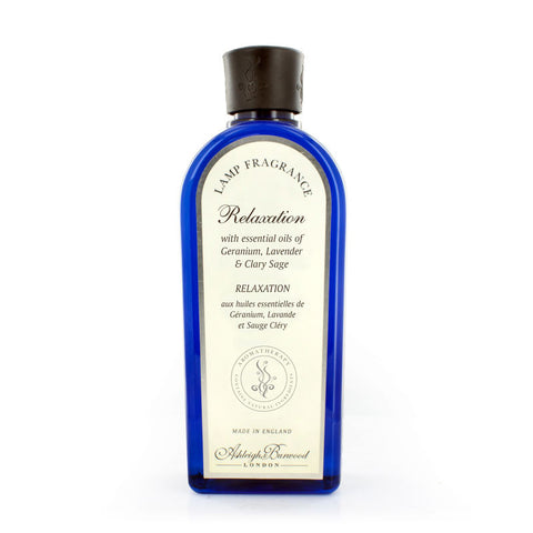 Ashleigh and Burwood Relaxation Essential Oil 0.50L