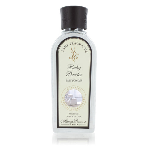Ashleigh and Burwood Baby Powder Lamp Fragrance 0.50L