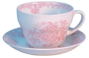 Burleigh Pink Asiatic Pheasant Breakfast Cup 420ml (Cup Only)