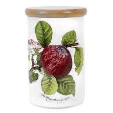 Portmeirion Pomona Airtight Jar 18cm
