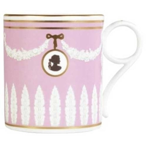 Archive at Wedgwood Pink Cameo Mug 0.2L