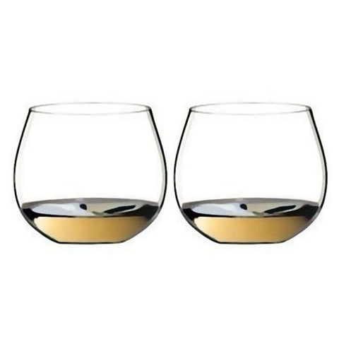 "Riedel ""O"" Chardonnay Glass Pair"