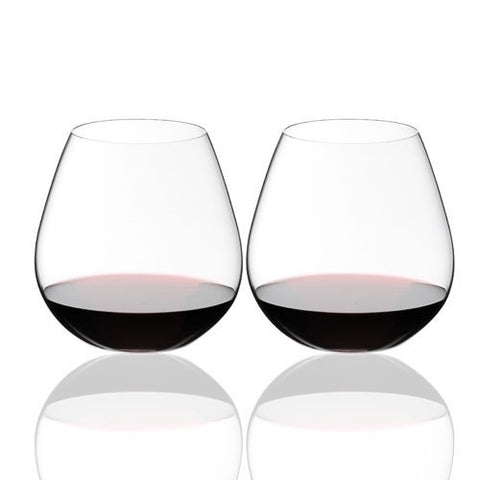 "Riedel ""O"" Pinot Noir/Nebbiolo Glass Pair"