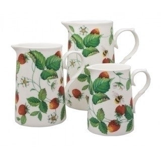 Roy Kirkham Alpine Strawberry Medium Water Jug 470ml