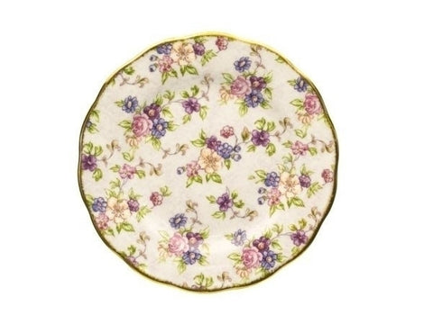 Royal Albert 100 Years Of Royal Albert English Chintz 1940 Tea P