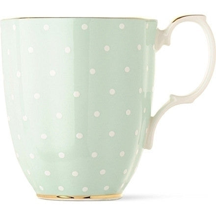 Royal Albert 100 Years Of Royal Albert Mugs 1930 Polka Rose Mug 0.40L