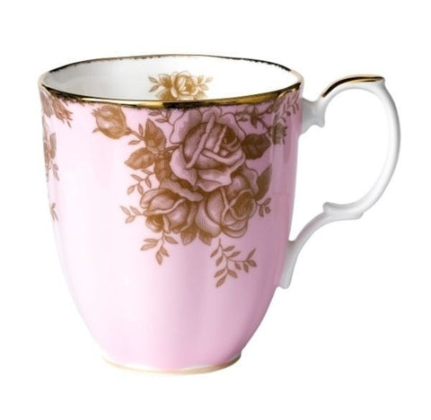 Royal Albert 100 Years Of Royal Albert 1960 Golden Roses Mug 0.4L