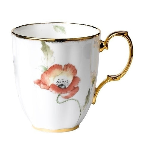 Royal Albert 100 Years Of Royal Albert Mugs 1970 Poppy Mug 0.40L