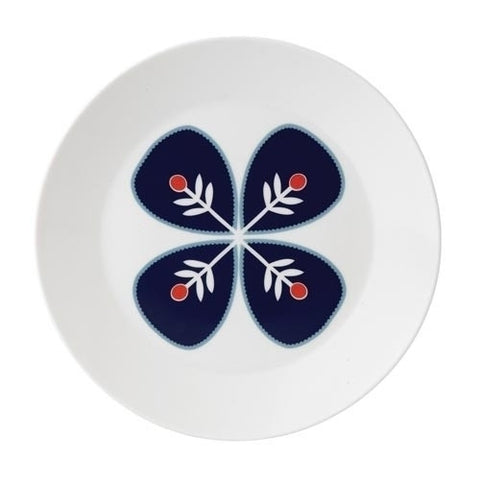 Royal Doulton Fable Accents Flower Salad Plate 22cm
