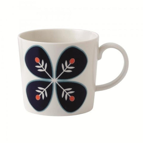 Royal Doulton Fable Accents Flower Mug
