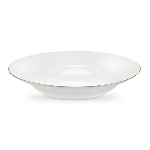 Royal Worcester Serendipity Gold Soup Plate 23.5cm