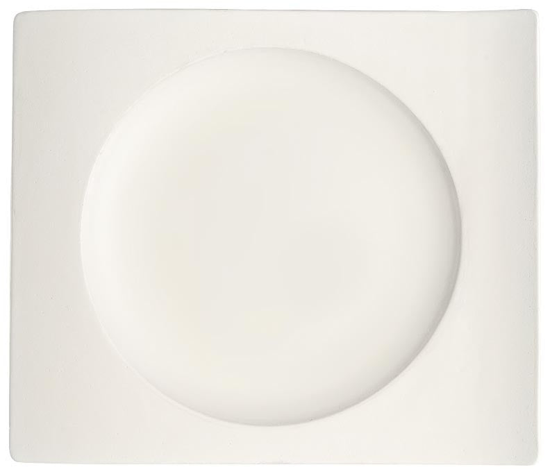 Villeroy and Boch NewWave Deep Plate 24cm by 22cm
