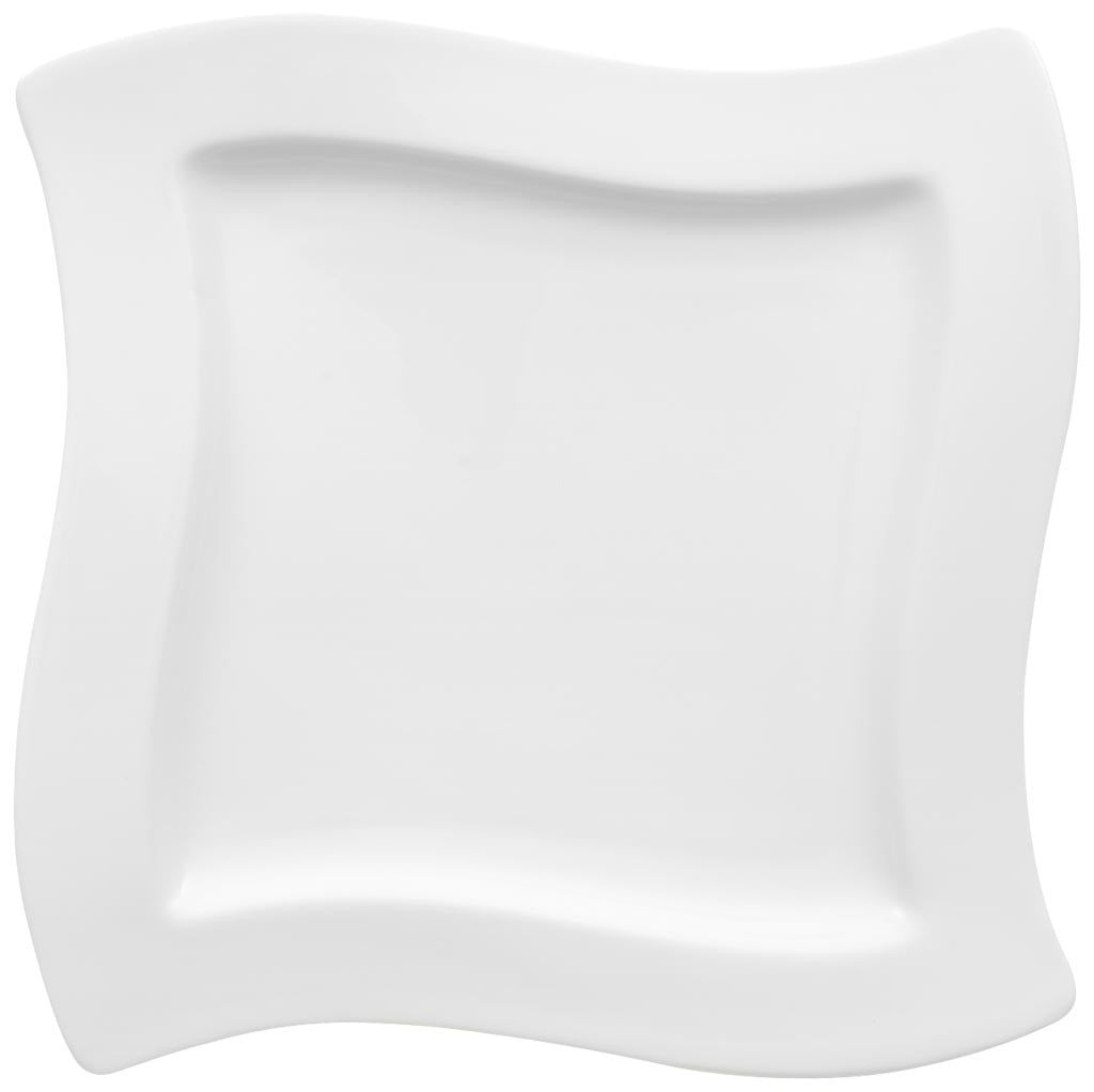 Villeroy and Boch NewWave Square Deep Plate 24cm by 24cm