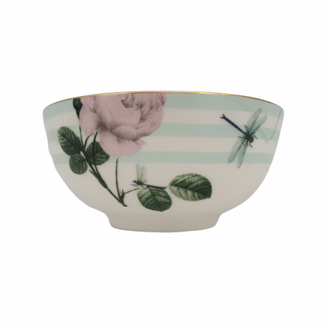 Portemirion Ted Baker Rosie Lee Rice Bowl Mint 5""