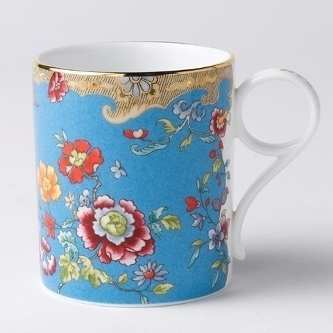 Archive at Wedgwood Turquoise Floral Mug 0.2L