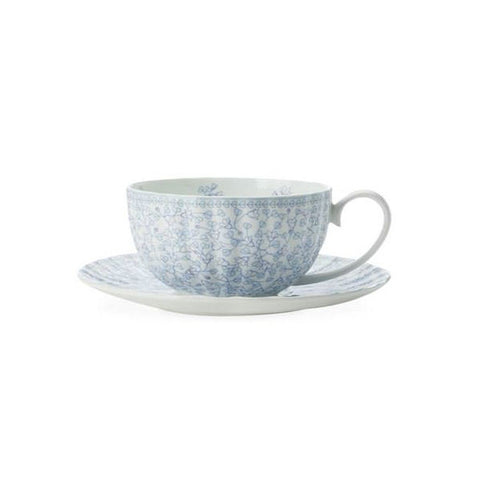 Maxwell and Williams Cashmere Charming Bluebells Teacup and Saucer 0.25L
