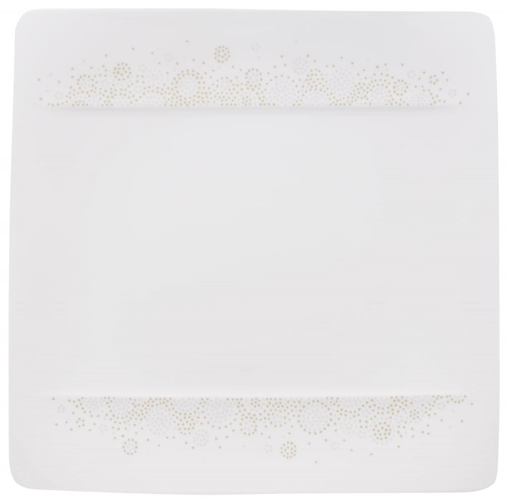 Villeroy and Boch Modern Grace Grey Salad Plate 23cm by 23cm