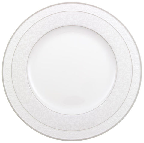 Villeroy and Boch Grey Pearl Dinner Plate 27cm