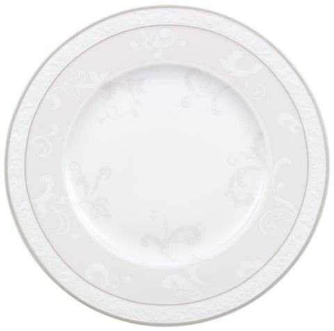 Villeroy and Boch Grey Pearl Salad Plate 22cm