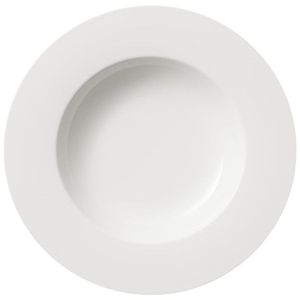 Villeroy and Boch Twist White Deep Plate 24cm