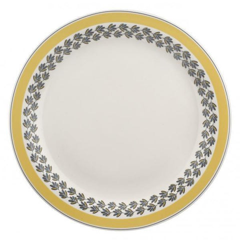 "Portmeirion Westerly Yellow Round Platter 13""/ 33cm"