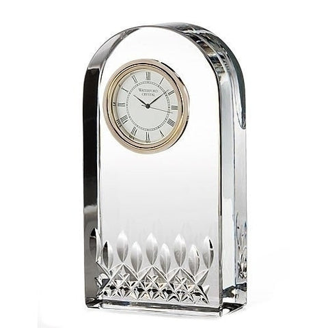Waterford Crystal Lismore Essence Giftware Clock