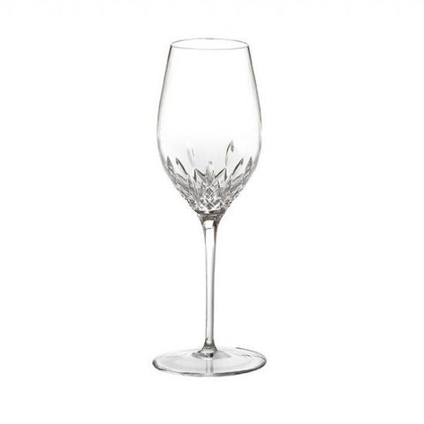 Waterford Crystal Lismore Essence Giftware White Wine Glass Pair