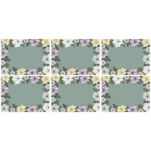 Pimpernel Atrium Placemats 30.5 by 23cm (Set of 6)