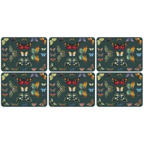 Pimpernel Botanic Garden Harmony Placemats 30.5 by 23cm (Set of 6)