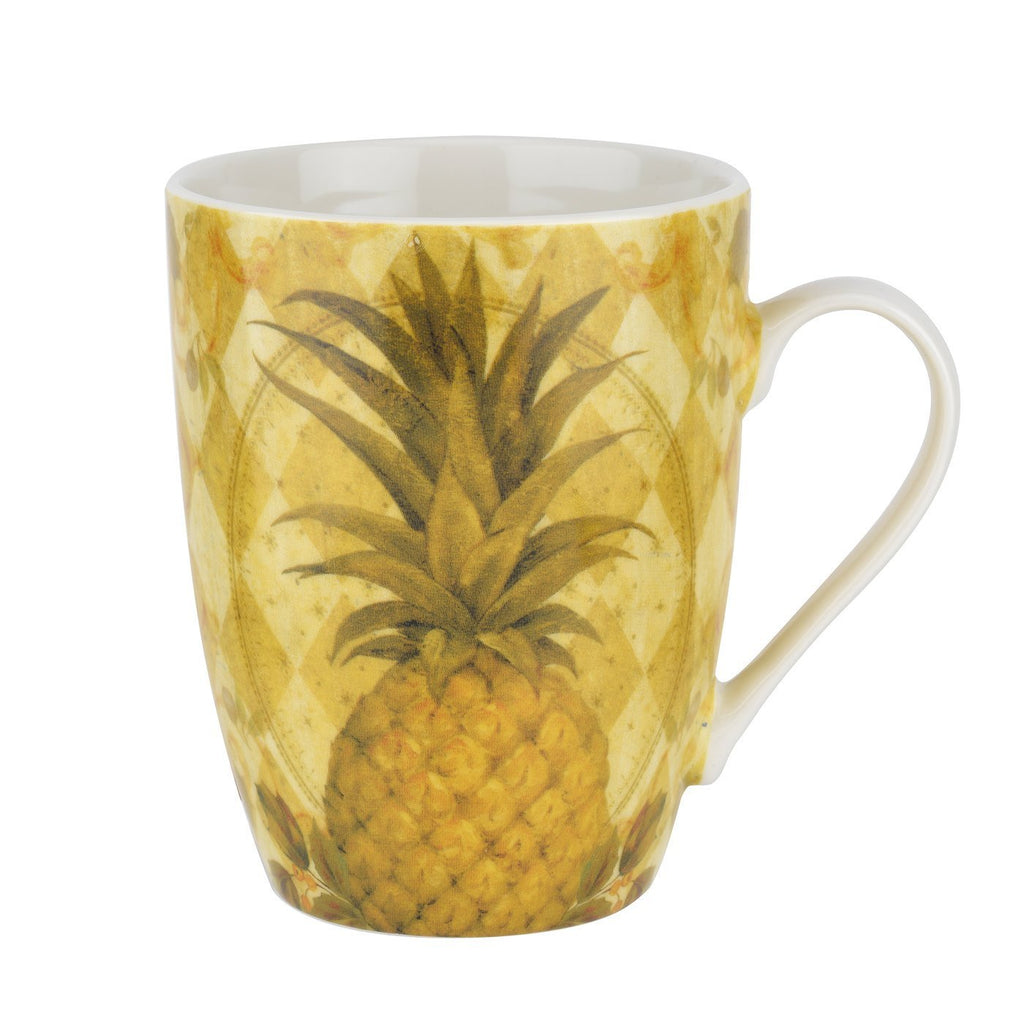 Pimpernel Golden Pineapple Mug 0.34L