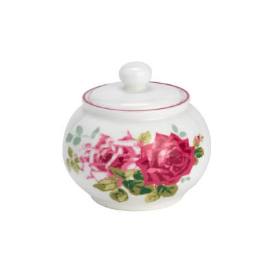 Roy Kirkham Alba Rose Sugar Bowl