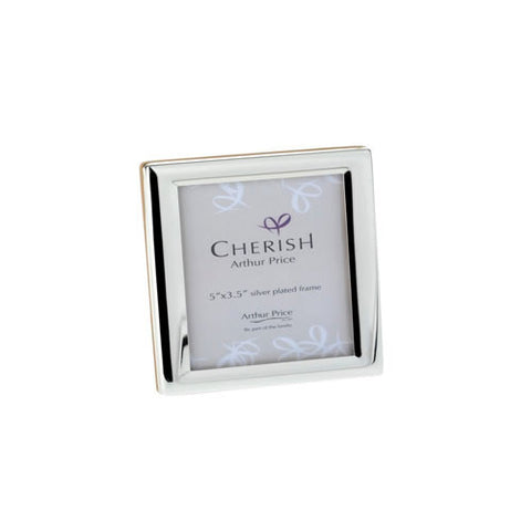 Arthur Price Cherish Oxford Photo Frame 6 inch by 4 inch