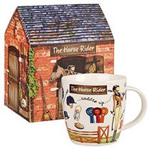 Churchill China At Your Leisure Horse Rider Mug 0.39L