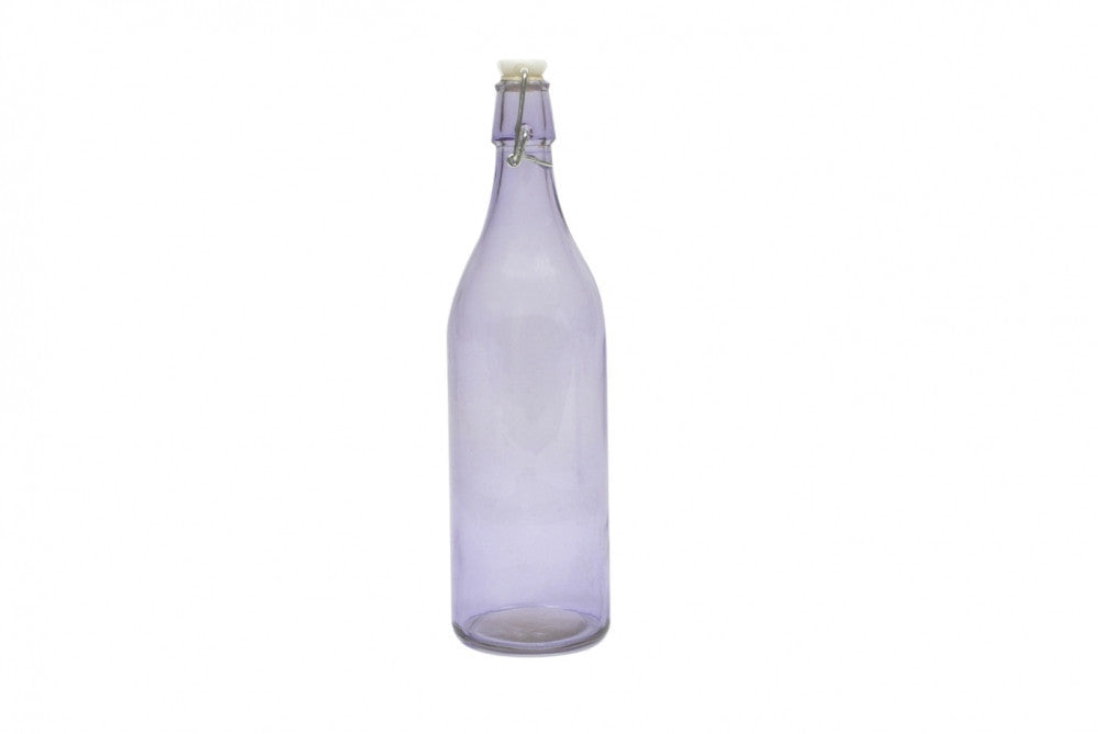 Maxwell and Williams H2O Round Lilac Bottle