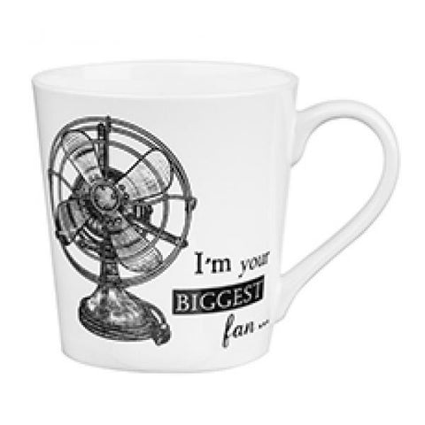 Churchill China About Time Fan Mug 0.30L